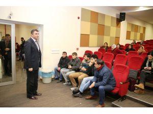 Kula'da açılacak girişimcilik kursunun mülakatı yapıldı