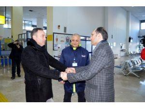 Trabzonspor Gaziantep'e Gitti