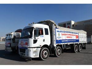 Malatya Büyükşehir Belediyesi'nden 4 bin 763 kişiye sosyal yardım
