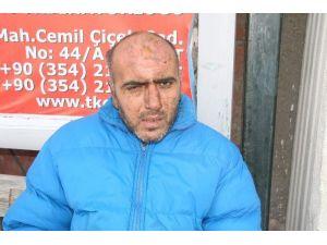 Yozgat'ta Evi Yanan Kimsesiz Vatandaş Sokakta Kaldı