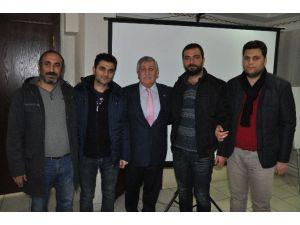 Muş'ta 'Gazetecilik Eğitimi' Projesi