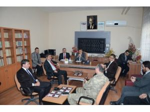 Darende'de Hayat Boyu Öğrenme Toplantısı Yapıldı
