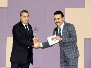 Karabük'te Yılın Enleri Ödüllerini Aldı