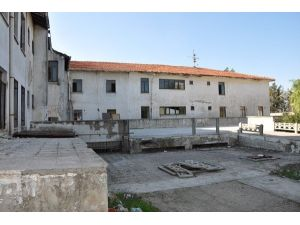 Milas'ta Eski Hastane Değerlendiriliyor