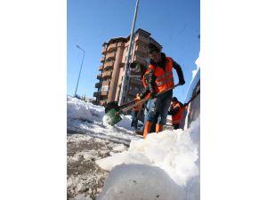 Trabzon'da 103 mahallenin yolu kapalı
