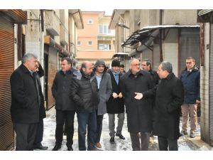 Büyükşehir İmar Komisyonu Akşehir'de Toplandı