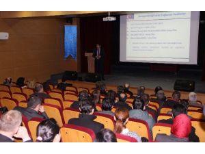 Karabük'te Uygulamalı AB Proje Hazırlama Eğitimi Verildi