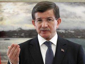 Davutoğlu'ndan HDP'li vekillere: Önce hendekleri kapattırın