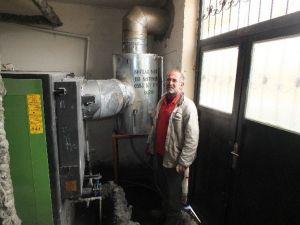 Sulu Ve Buharlı Filtre Sistemiyle Kirli Havanın Temizlenerek Doğaya Salınmasını Sağlayan Makine Ürettiler