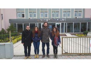 TGB üyesi 4 kişinin Cumhurbaşkanı Erdoğan'a hakaret davası ertelendi