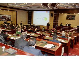 2016'nın ilk İl Koordinasyon Kurulu Toplantısı yapıldı