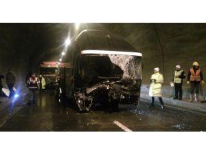 Giresun'daki Trafik Kazası