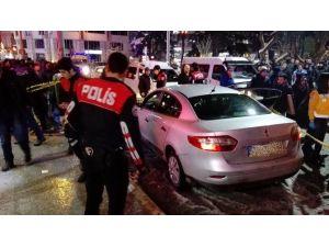 Trabzon'da Silahla Yaralama: 1 Yaralı