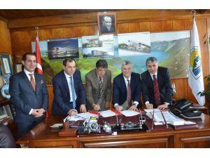Amerikalılar Bitlis'te Elektrik Enerjisi Ve Dizel Üretimi Yapacak