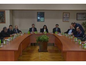Büyükkarıştıran Islah OSB Toplantısı
