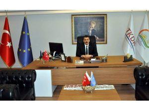 TKDK Aydın İl Koordinatörü Mustafa Bozkurt Görevine Başladı