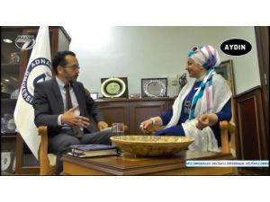 Prof. Dr. Cavit Bircan, ADÜ'yü Anlattı