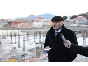 Isparta Belediyesi'den 20 Milyon Liralık Yatırımı