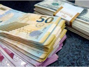Azerbaycan'da dolar güne 1,605 manattan başladı