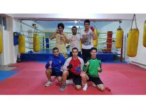 Nevşehirli Boksörler Türkiye Şampiyonasına İddialı Hazırlanıyor