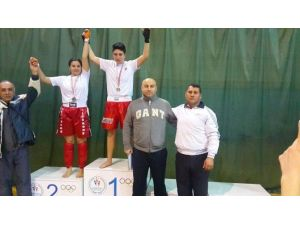 Ege Bölge Şampiyonasından Madalyalar İle Döndüler