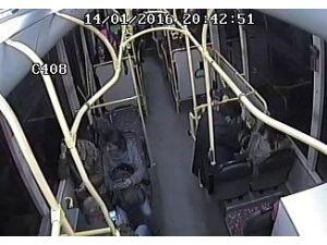 Kahraman Otobüs Şoförü Kalp Krizi Geçiren Yolcusunu Hastaneye Yetiştirdi