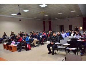 Adana'da Güreş Hakem Kursu Sona Erdi