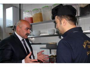 Çankaya Belediyesi 606 noktada gıda denetimi yaptı