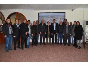 Başkan Turgut'tan Festival Toplantısı
