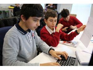 Başakşehir Bilgievi Öğrencileri Akıllı Şehirleri Tasarlıyor
