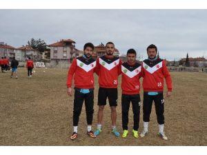 Korkuteli Belediyespor'da Play-off Öncesi 4 Yeni Transfer