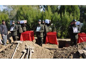 Katledilen 86 Kıbrıslı Türk'ün kemiklerine ulaşıldı