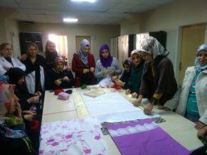 Ergani'de 25 Dezavantajlı Kadın Meslek Sahibi Oldu