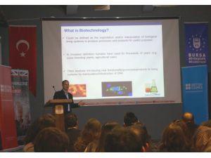 'Herkes için Bilim Konuşmaları' Bursa'ya geldi