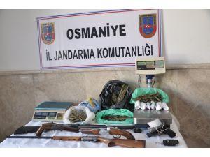 Uyuşturucu tacirlerine 4 ilde eş zamanlı operasyon