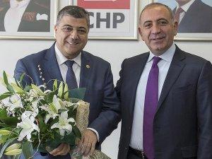 CHP Genel Sekreteri Sındır görevi devraldı