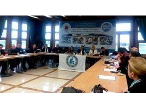Başkan Kurulan, Samsun'da Toplantıya Katıldı