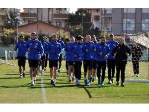 Multigroup Alanyaspor'da Malatyaspor Mesaisi