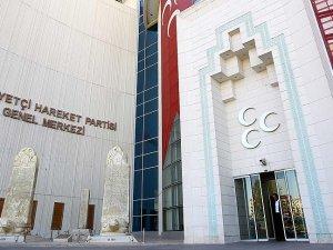 MHP'de muhaliflere yazılı yanıt verilecek