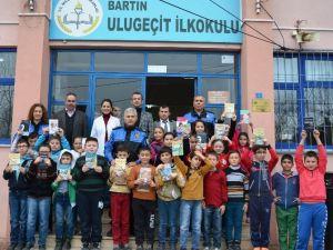 TDP'den Serdar Ve Ulugeçit Okullarına Ziyaret