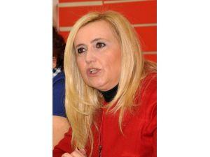 CHP Kadın Kolları Başkanınından Kadına Şiddete Tepki