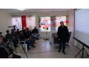 Haliliye'de Yeni Girişimciler Yetişiyor
