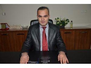 Kahta İlçe Esnaf Ve Sanatkarlar Odası Başkanı Tahsin Çatan Çatan,