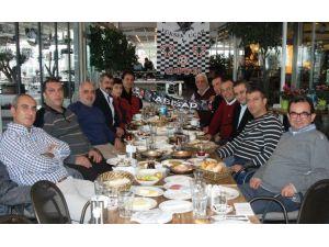 Adana Beşiktaşlı İş Adamları Derneği Kuruldu