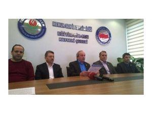 Memur-sen İl Temsilciliğinden Bayırbucak Türkmenlerine Yardım Kampanyası