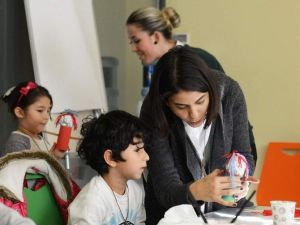 Çocuklara Karne Hediyesi Kültür Sanat Olacak