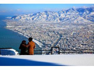 Ordu'da Doyumsuz Kar Güzelliği