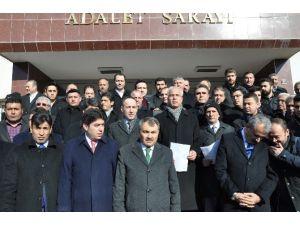 AK Parti Kırıkkale Teşkilatı'ndan Kılıçdaroğlu Hakkında Suç Duyurusu