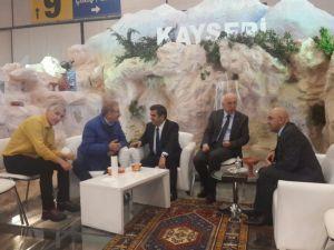 Kayseri, EMITT 2016 Turizm Fuarı'nda