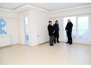 Cumhurbaşkanı Erdoğan'ın Talimatıyla Şehit Ailesine Ev Alındı